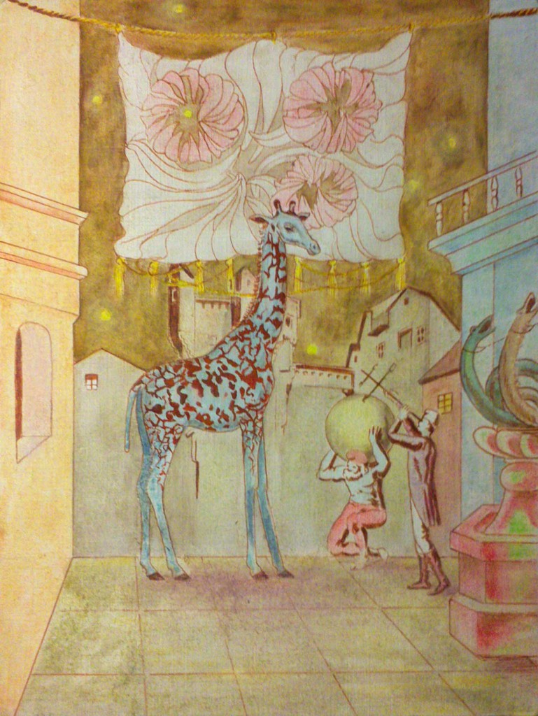 giraffity-stand